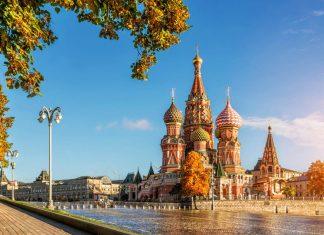 Destinos internacionales de moda, Rusia