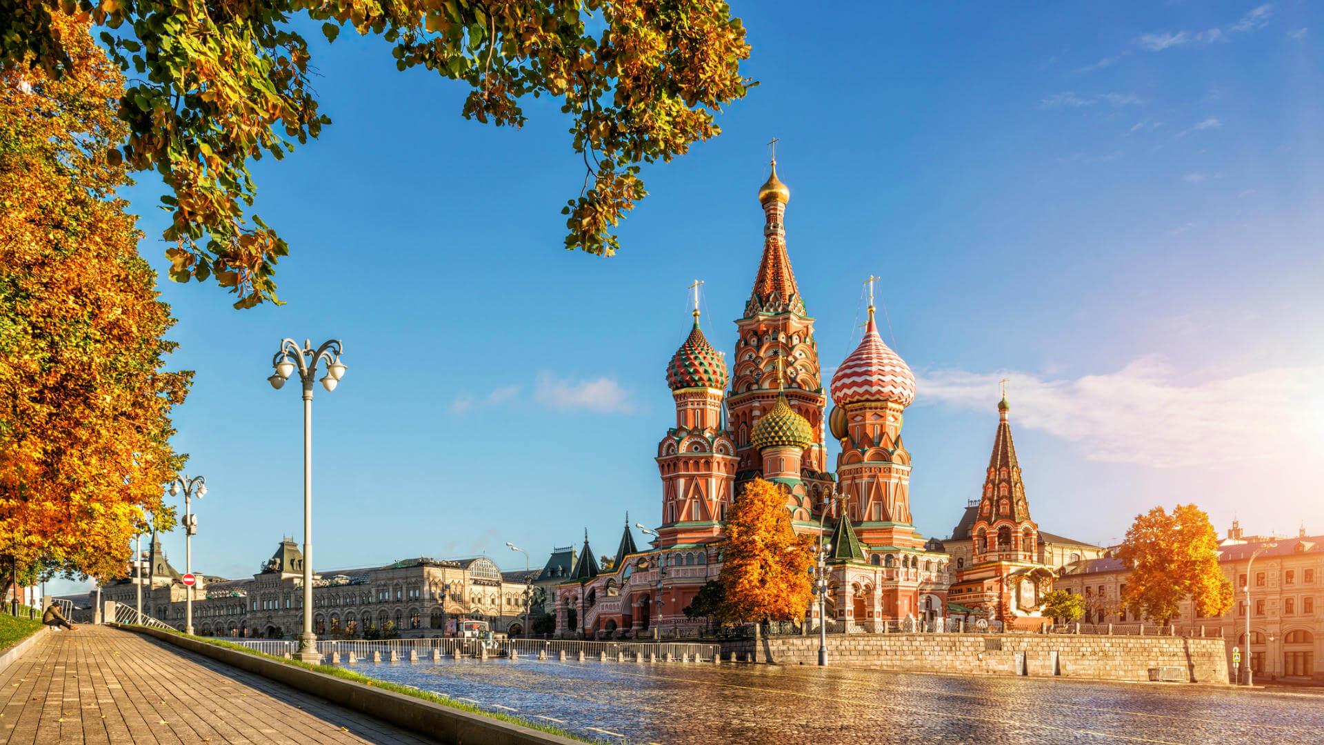destinos internacionales moda rusia