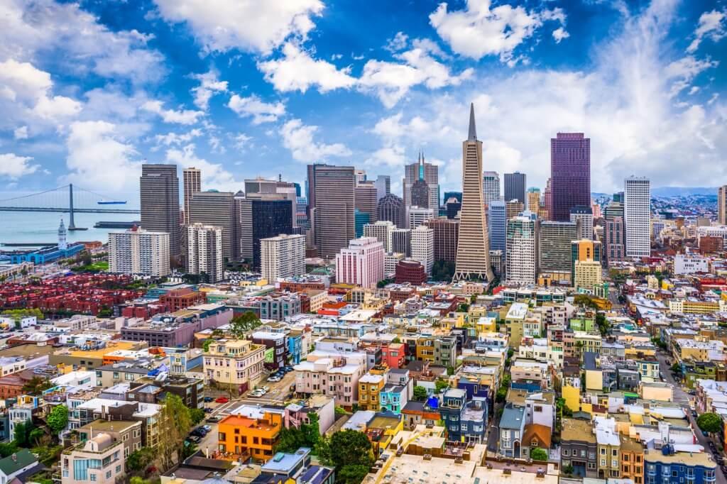Destinos veganos, San Francisco