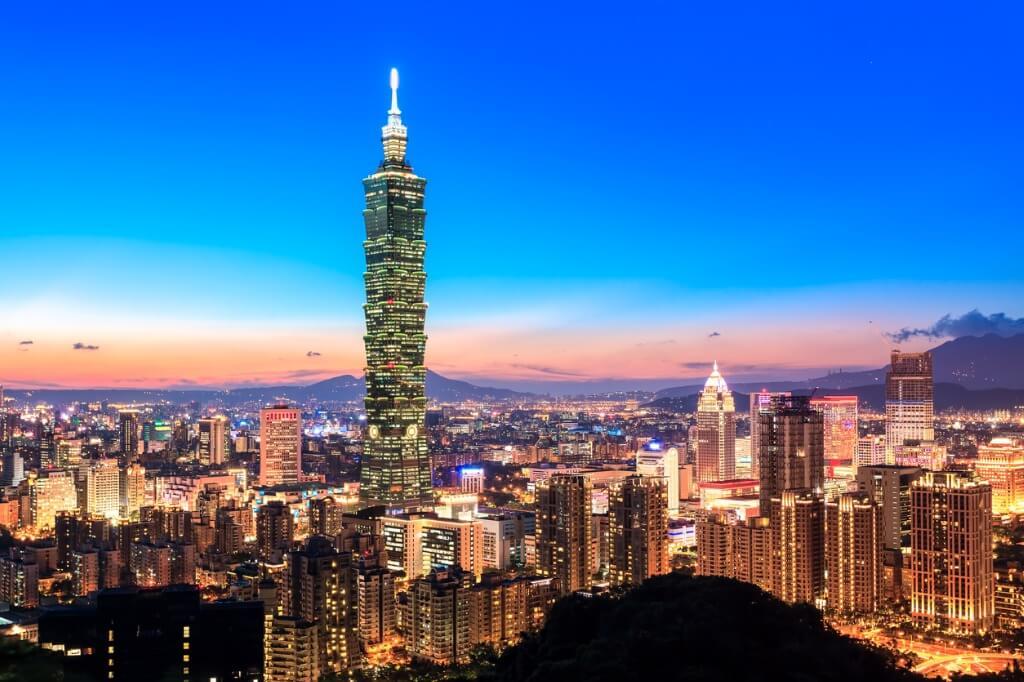 Destinos veganos, Taipei