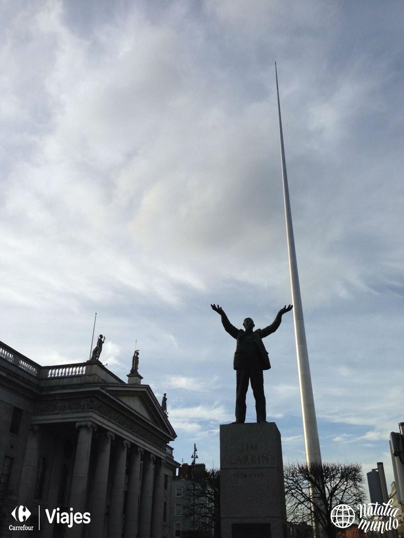 Escapada 3 días Dublín