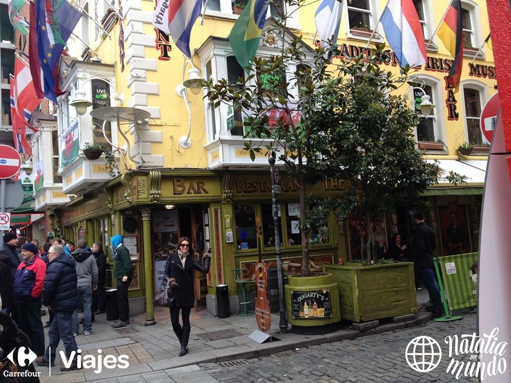 Escapada Dublín 3 días