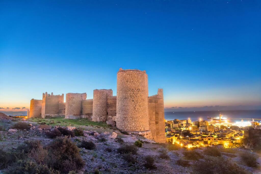 Escenarios Juego de Tronos, Alcazaba de Almería