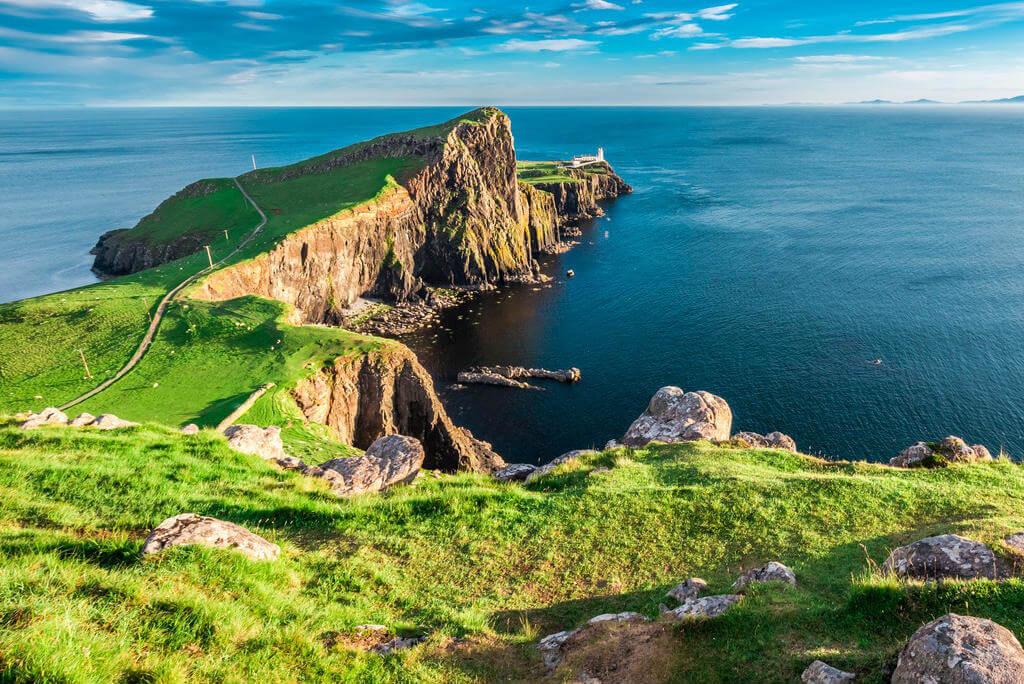 Islas poco conocidas, Isla de Skye