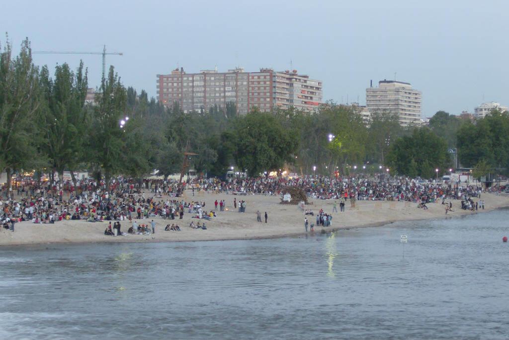 Mejores playas con perro, Playa de las Moreras