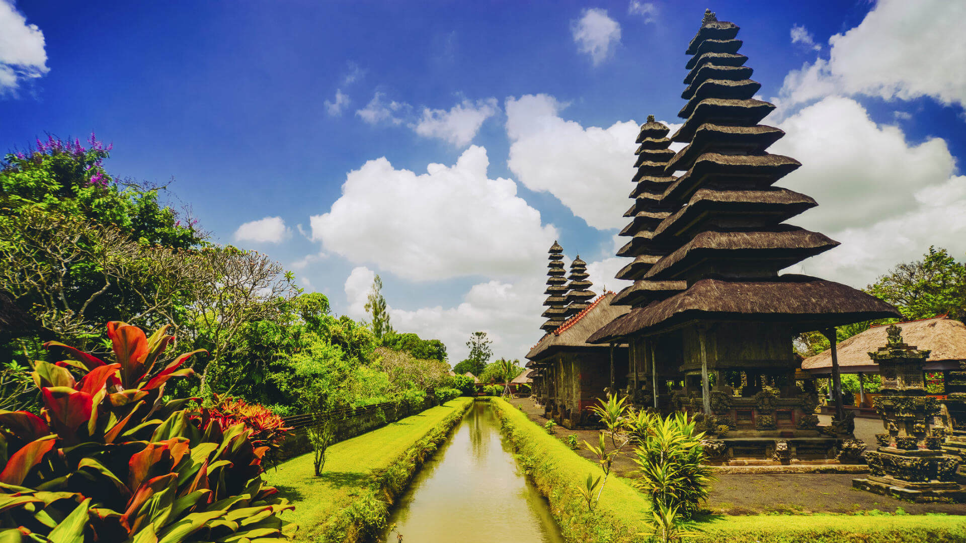 Países baratos, Indonesia