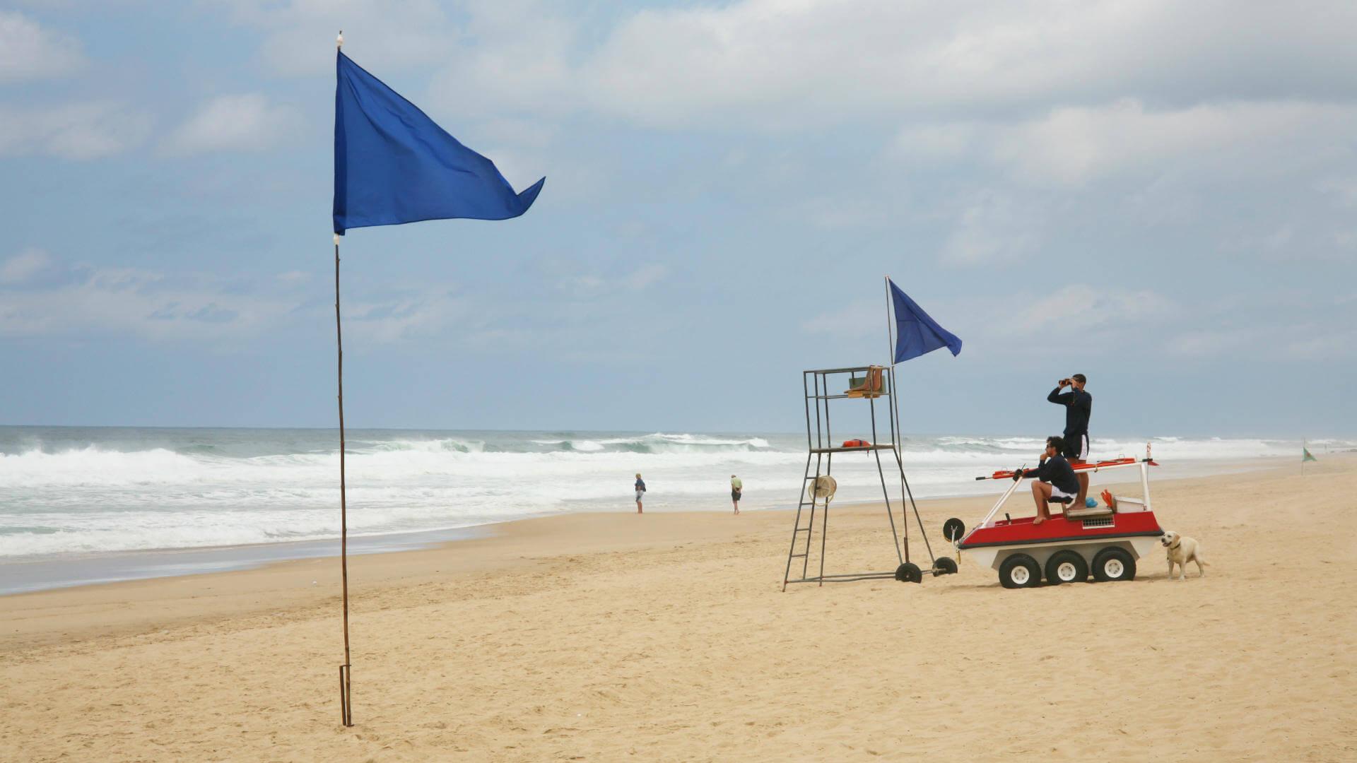 playas con bandera azul