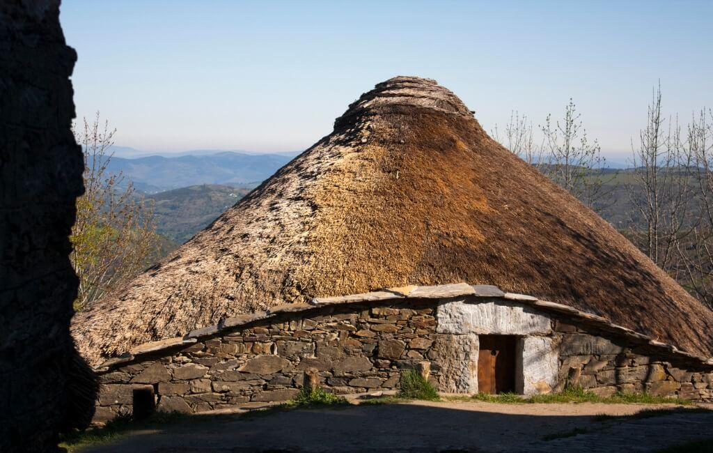 Pueblos de montaña, Pedrafita