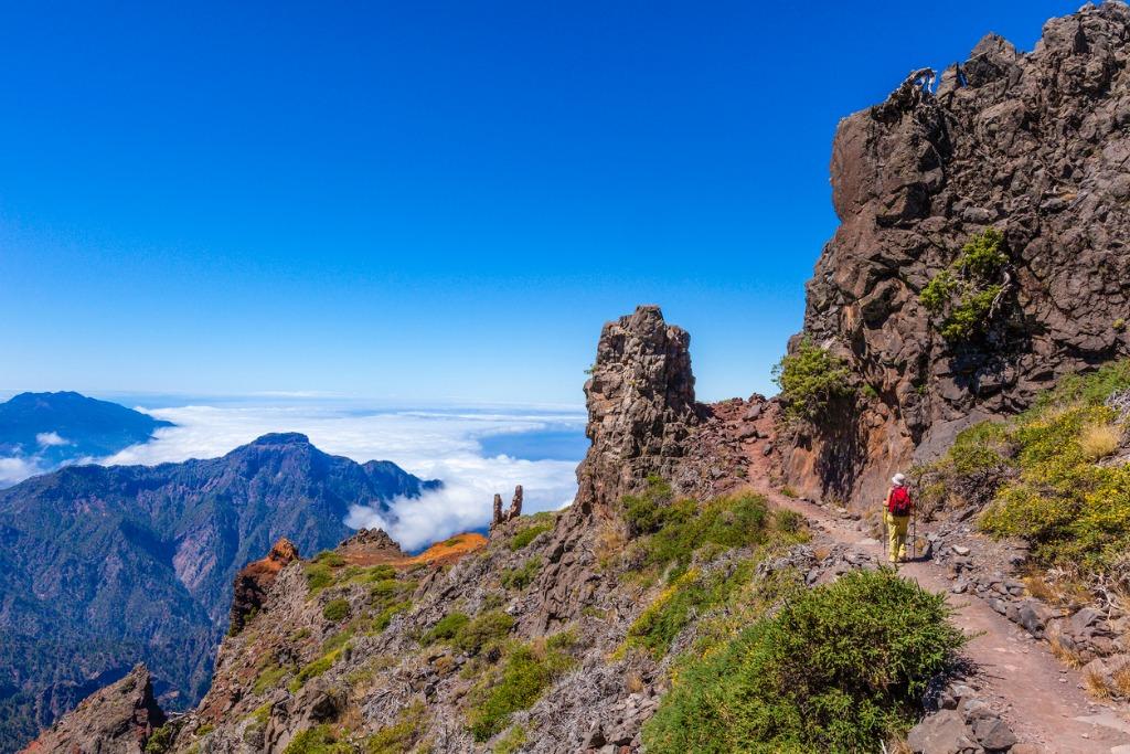 Rincones secretos de Canarias, Caldera de Taburiente