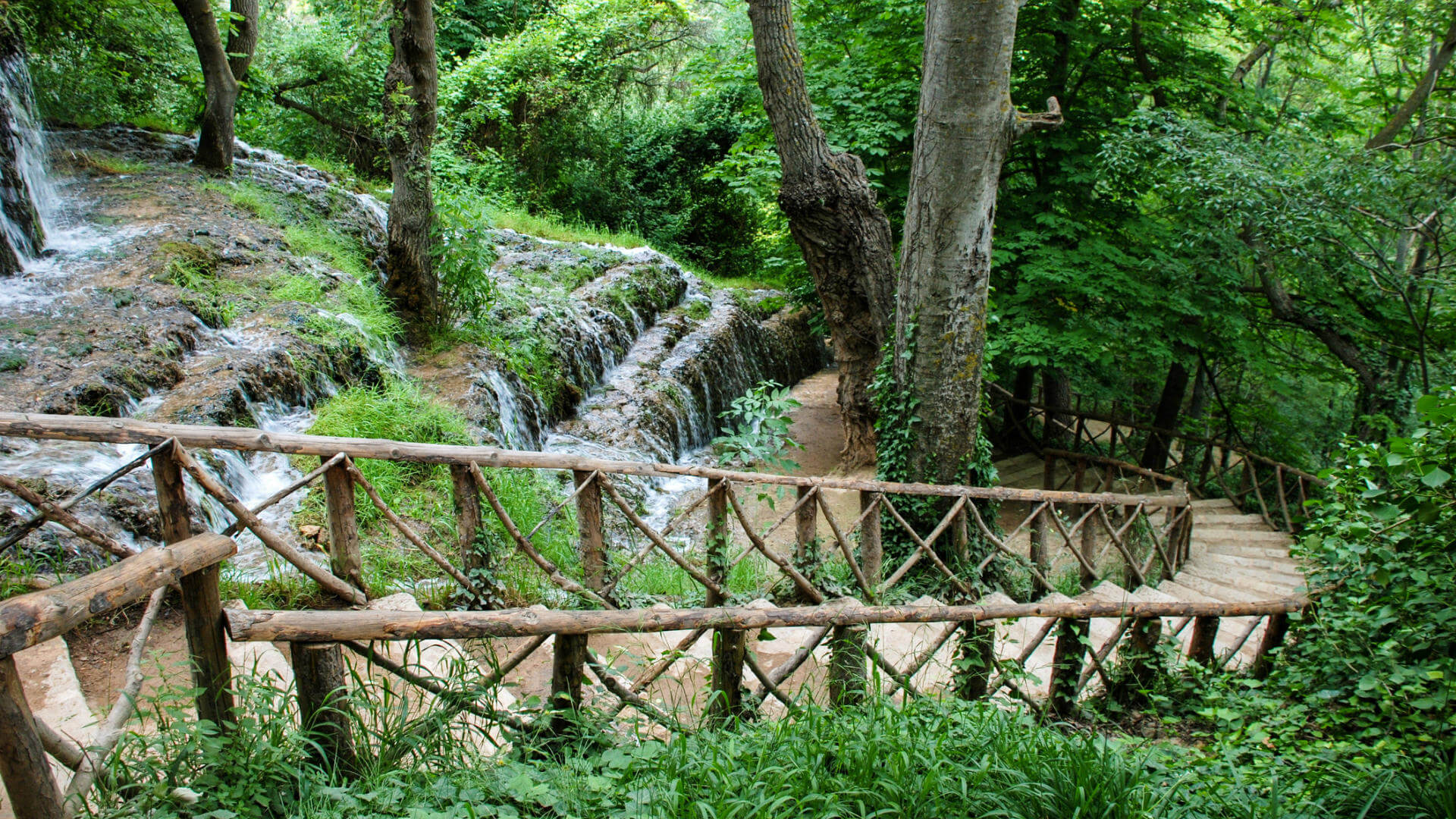 rutas senderismo monasterio piedra