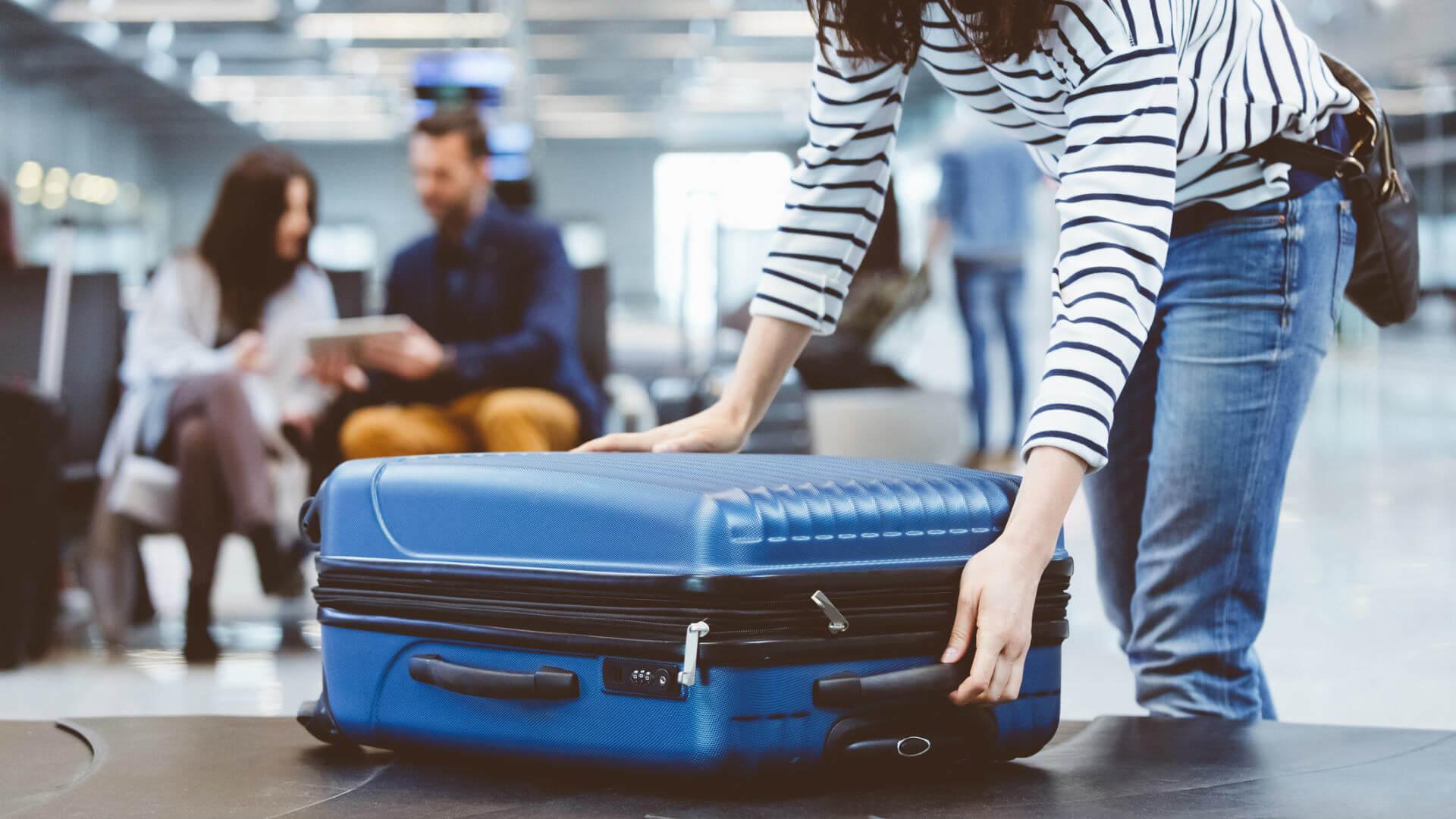 Trucos para viajar buenos trucos para que tu maleta no se - Maleta viaje carrefour ...