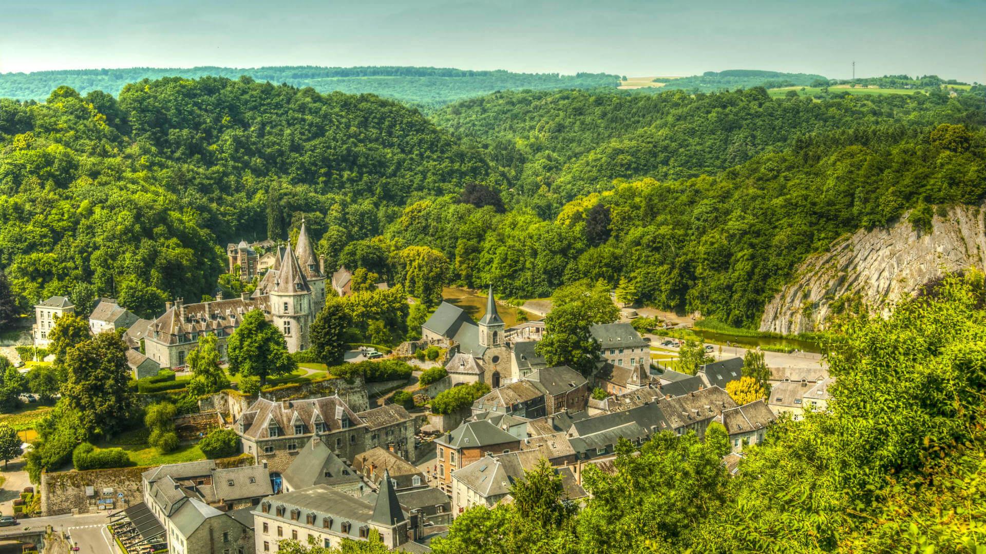 turismo rural en europa durbuy
