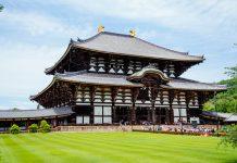 Viajar a Japón, Templo Todaiji