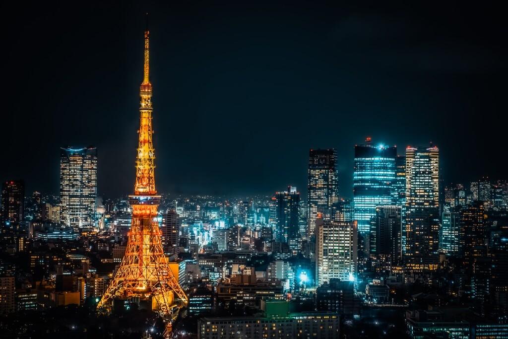Viajar a Japón, Tokyo Tower