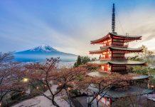 Templo Japón