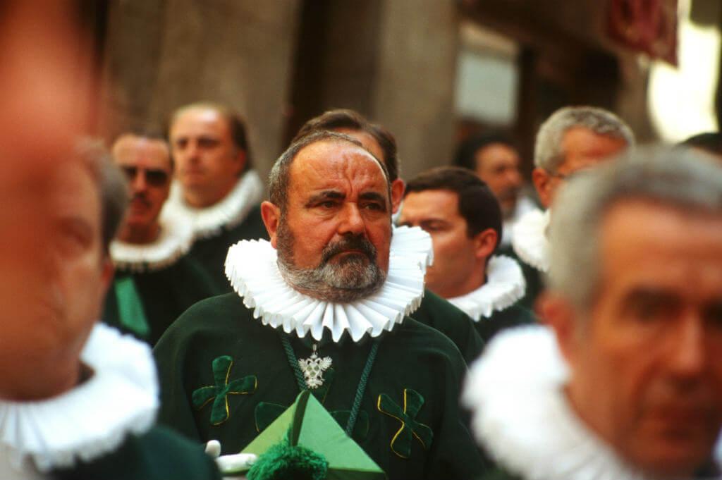 Consejos para disfrutar del Corpus, Procesión