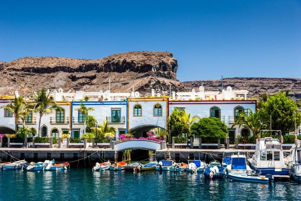 Escapada a Canarias, Hotel