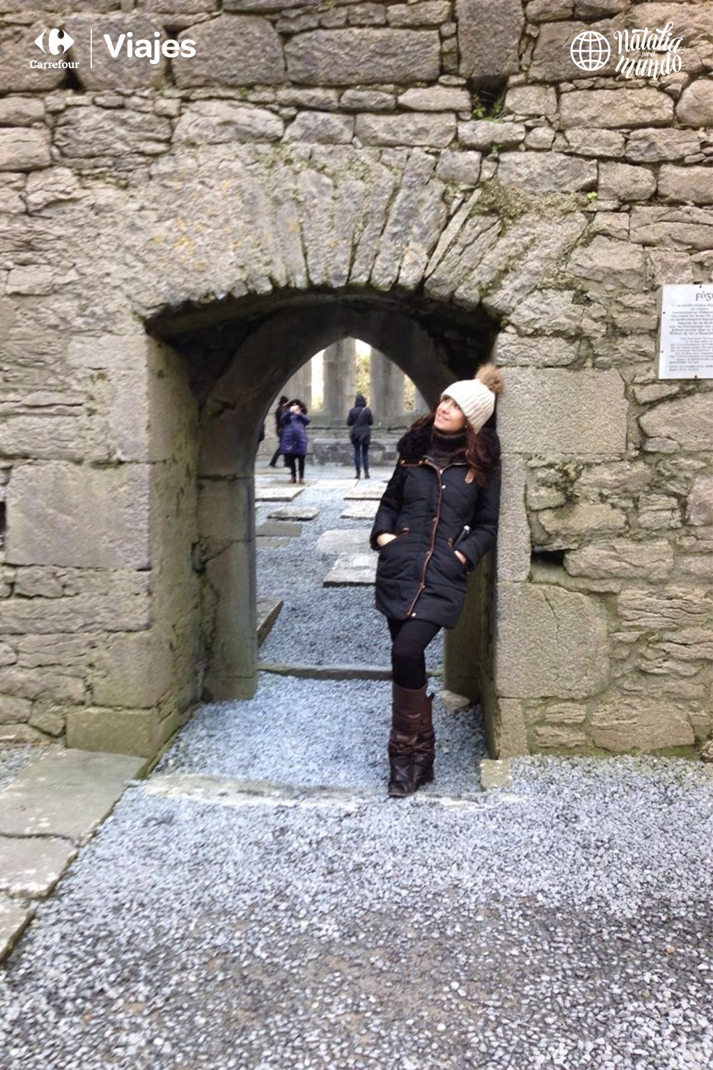 Escapada a Dublín, Natalia por el mundo