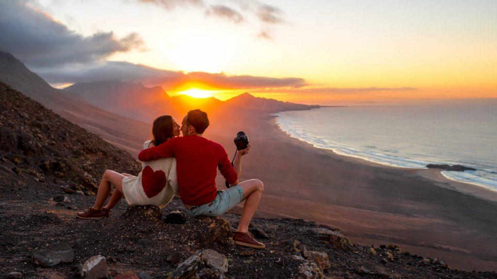 Escapada romántica, Islas Canarias