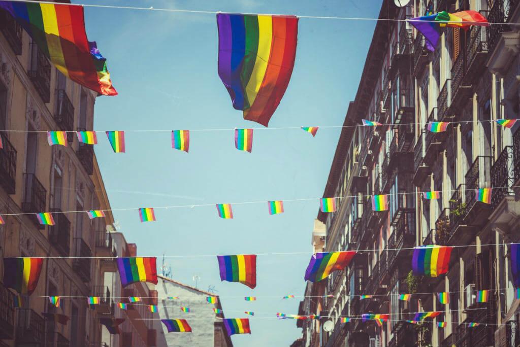 Fiestas Orgullo Madrid