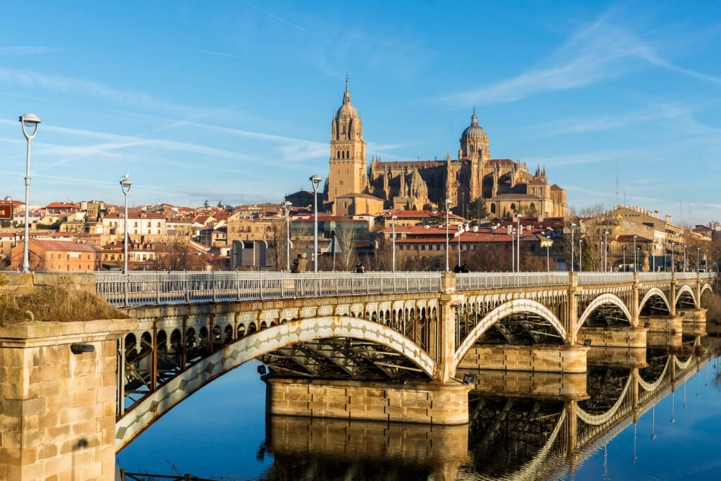 Fiestas populares, Salamanca