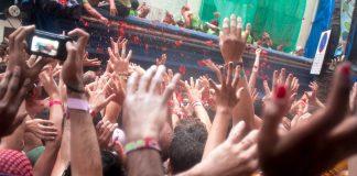 Fiestas populares, Tomatina