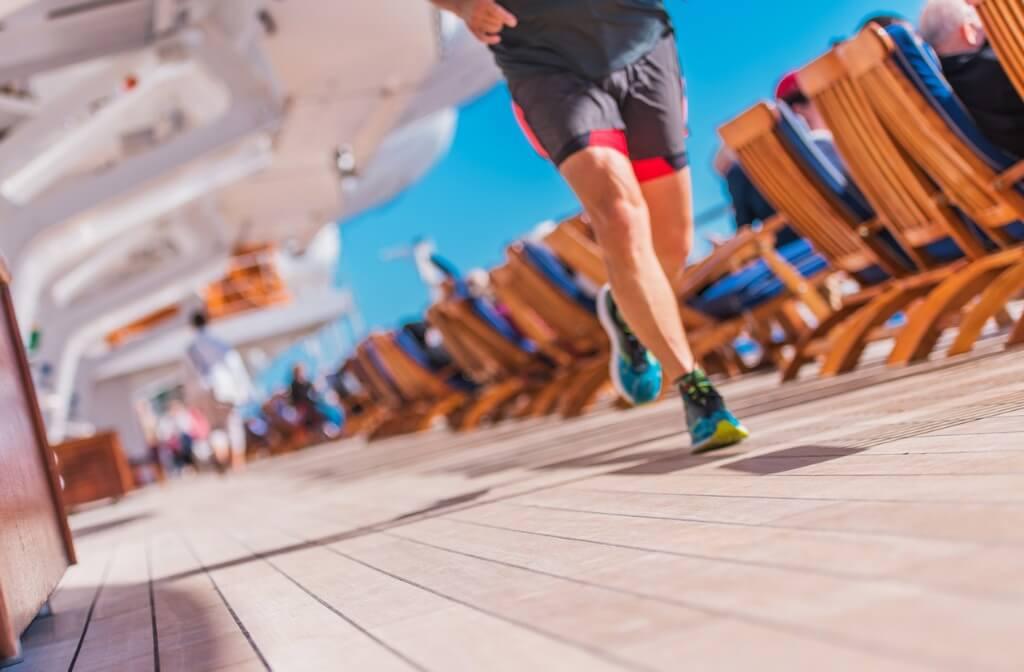 Hacer deporte en crucero