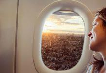 Novedades avión, Mujer avión