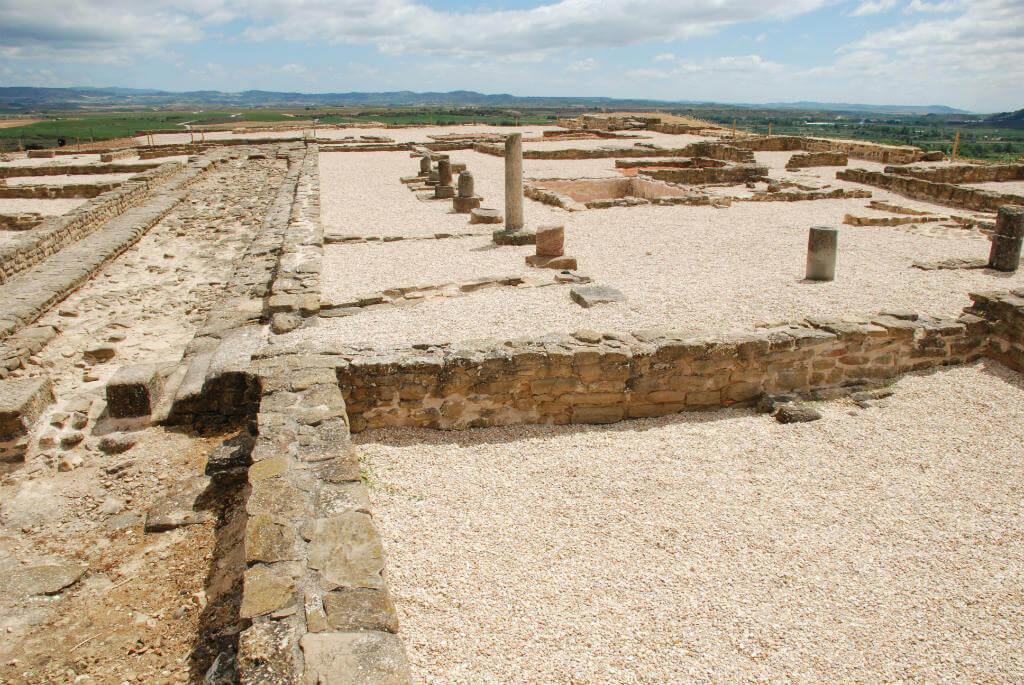 Ruinas romanas Andelos