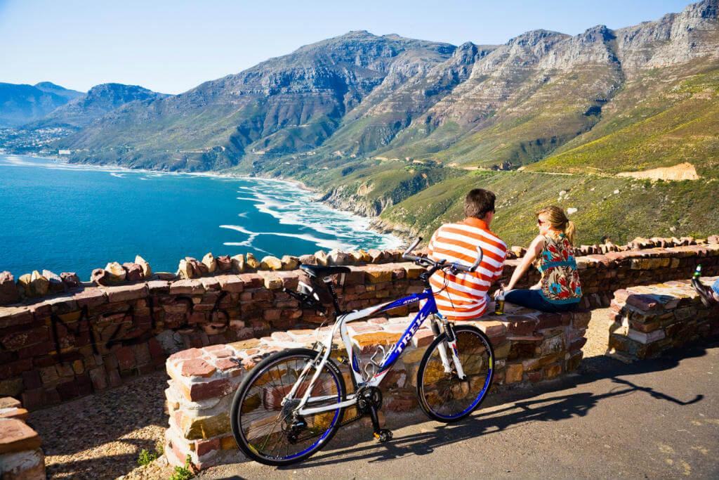 Rutas bici, Ciudad del Cabo