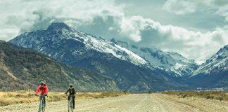 Rutas con bici, Patagonia