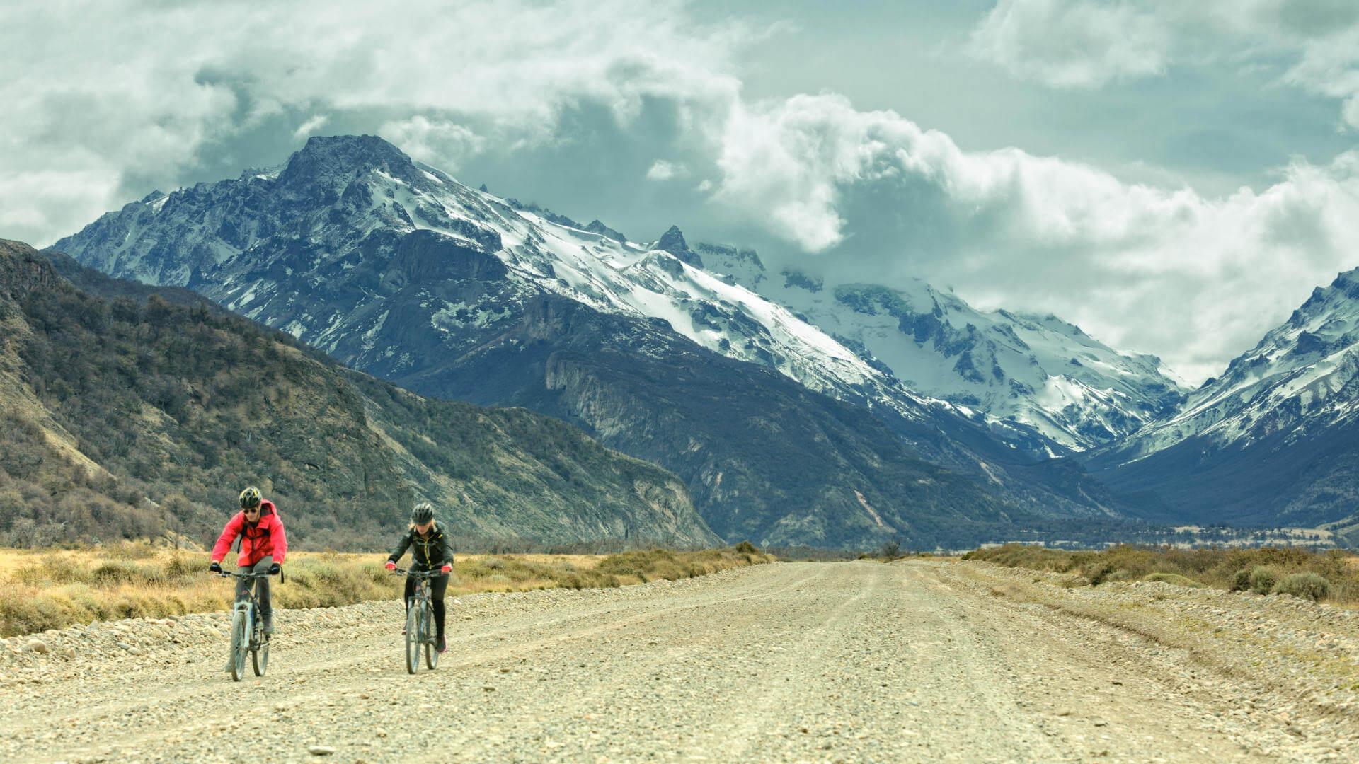 rutas bici patagonia