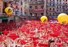 Fiestas San Fermín, Pamplona