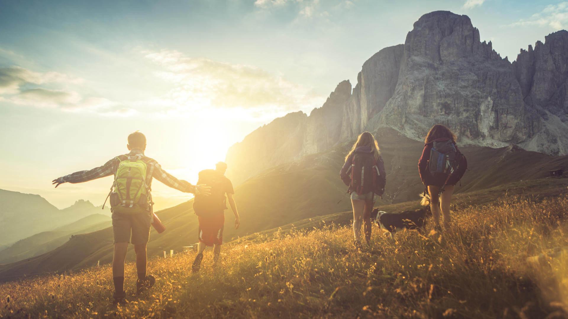 turismo rural alpes