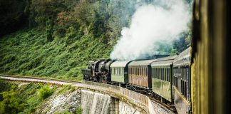 Viaje Europa en tren