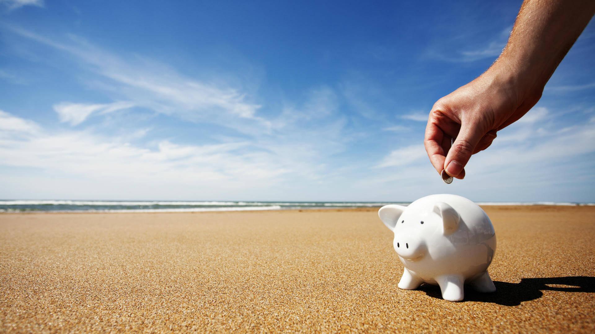 ahorro para vacaciones