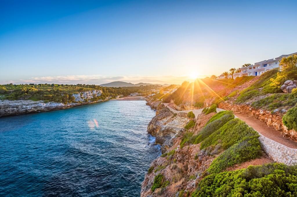 Cala Mallorca, Balerares