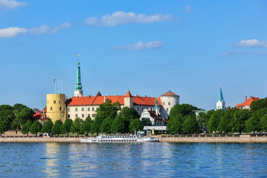 Castillo de Riga