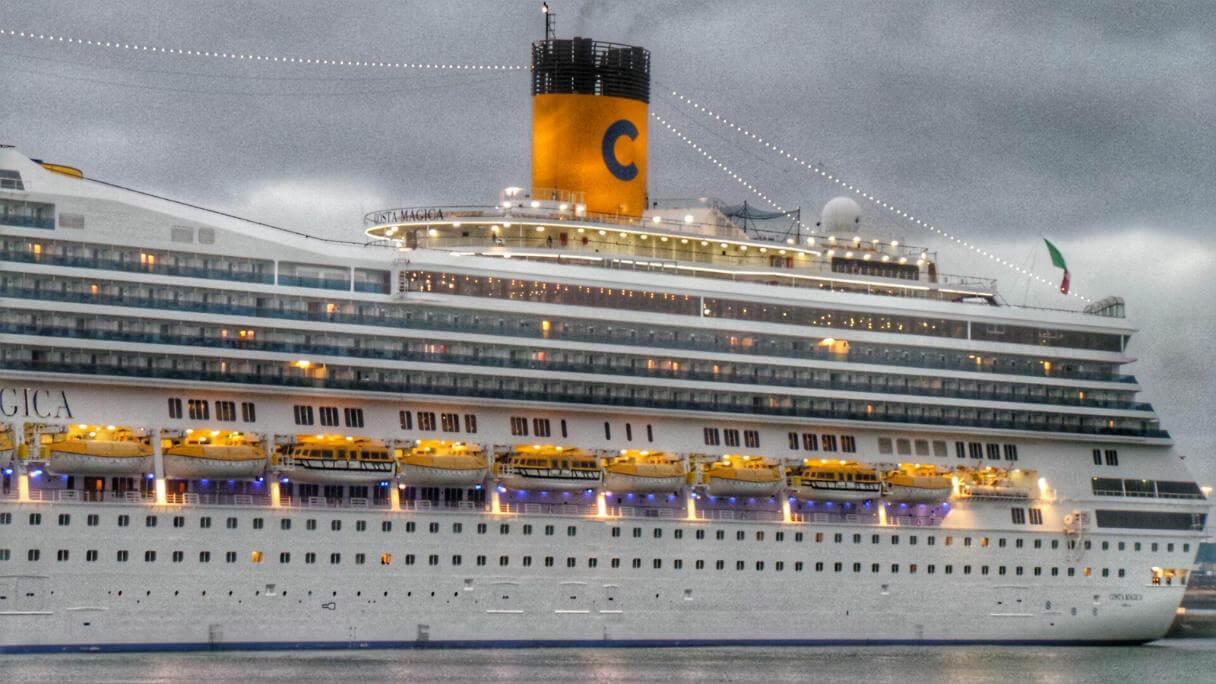 Viaje Crucero