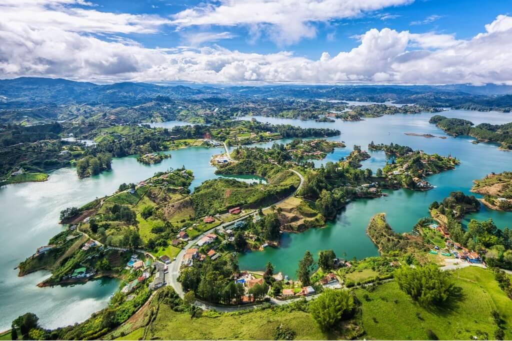 Destinos Millenials, Colombia