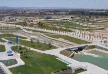 Parque del Agua, Zaragoza
