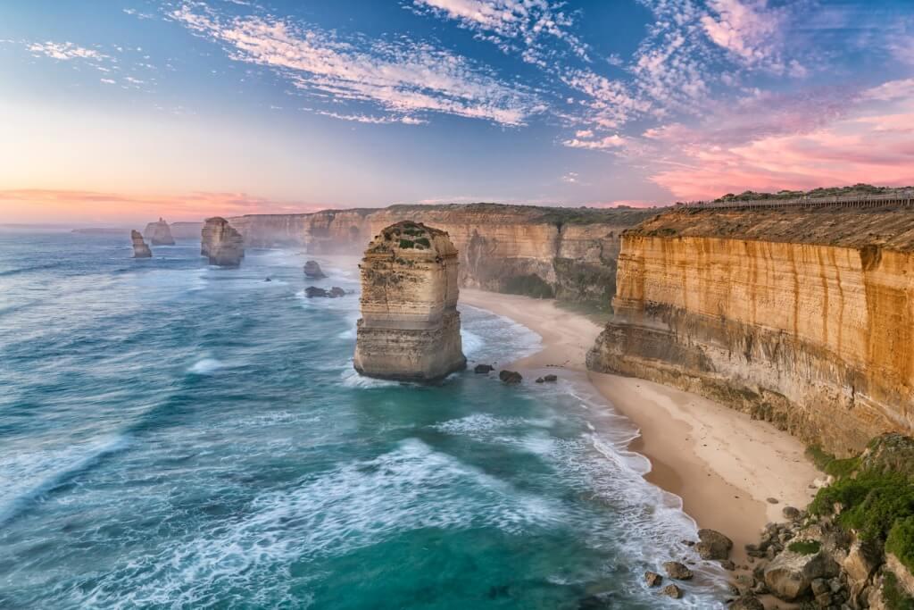 Destinos Millenials, Australia