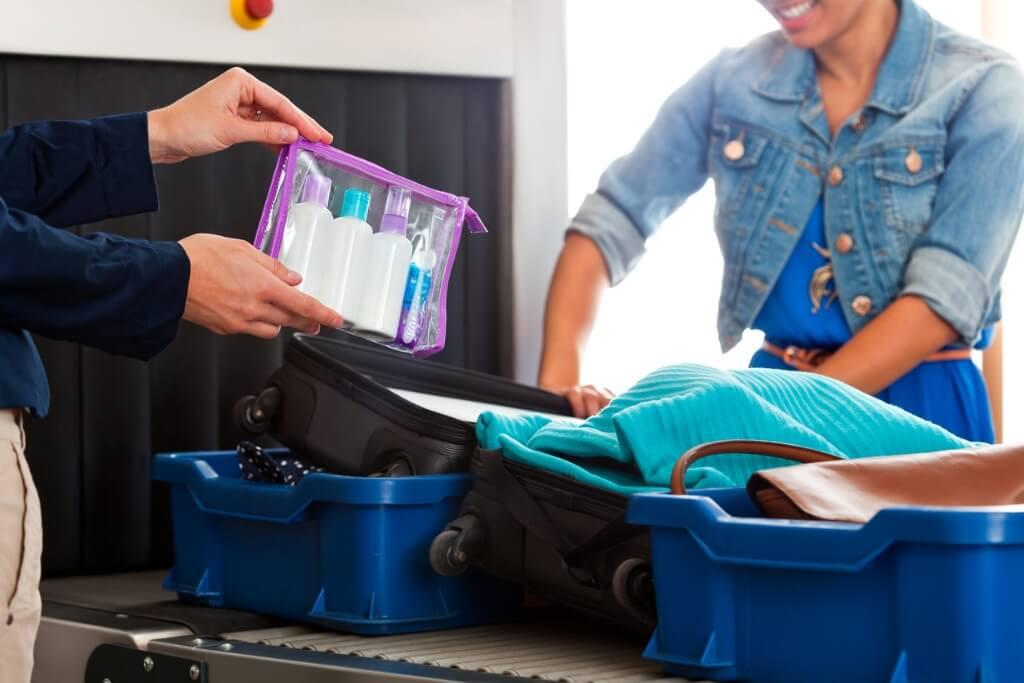 Comprobando equipaje