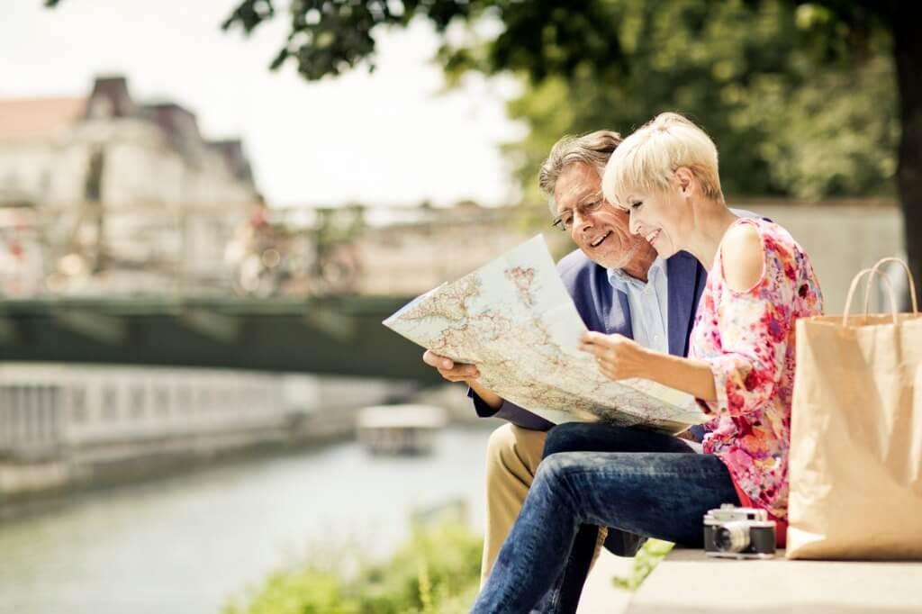 Turistas senior