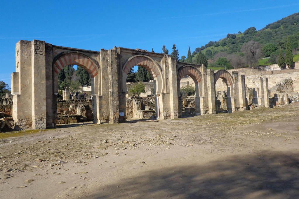 Pórtico Medina Azahara