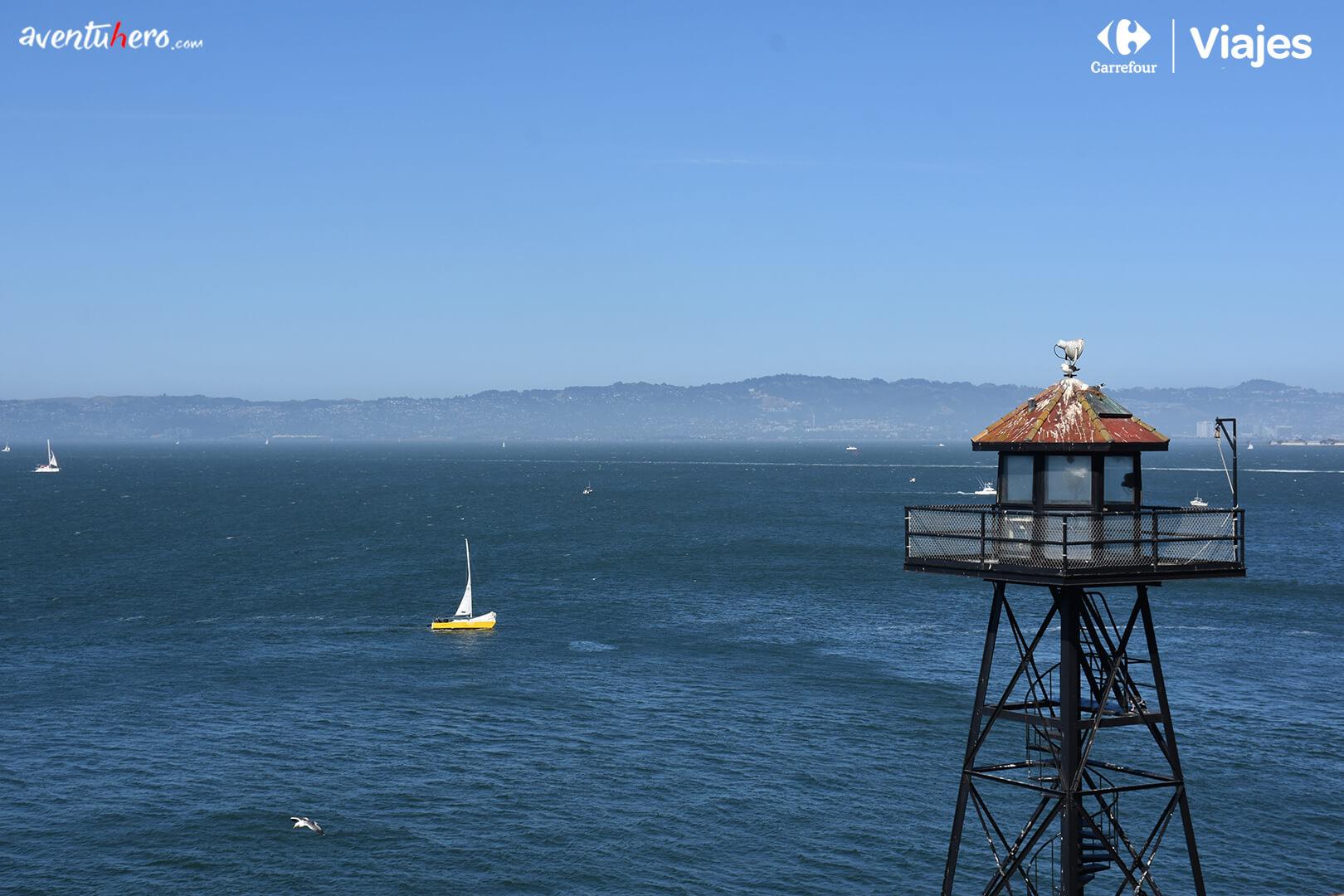 Torre de control alcatraz