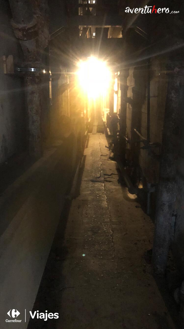 Pasillo Alcatraz