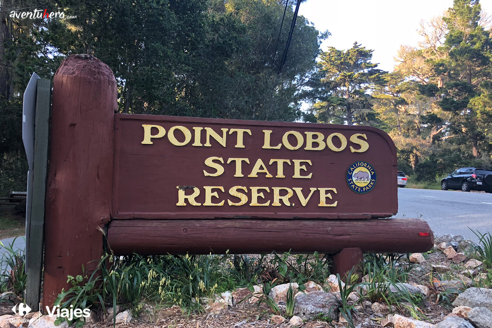 Point Lobos State