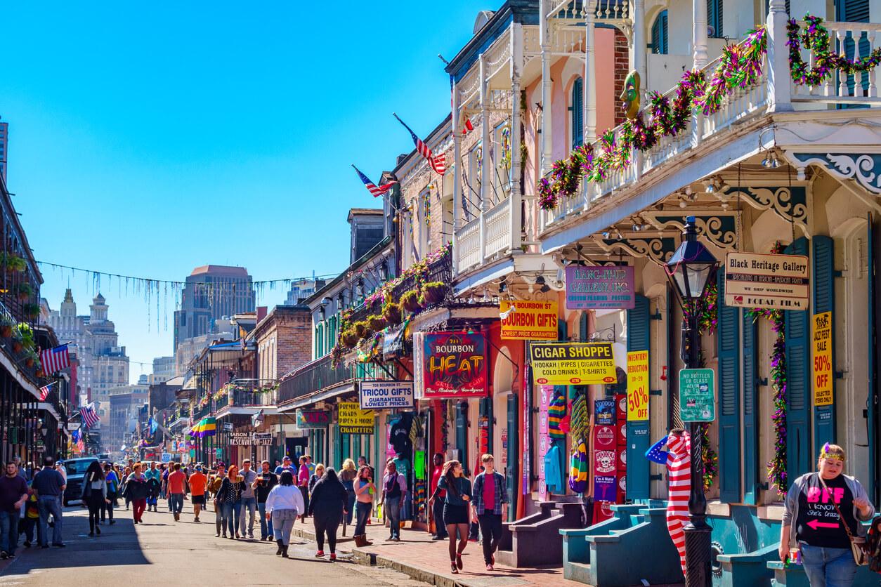 Barrio Francés, New Orleans