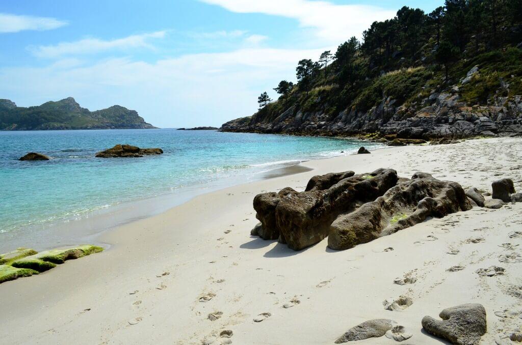 Faro Islas Cíes